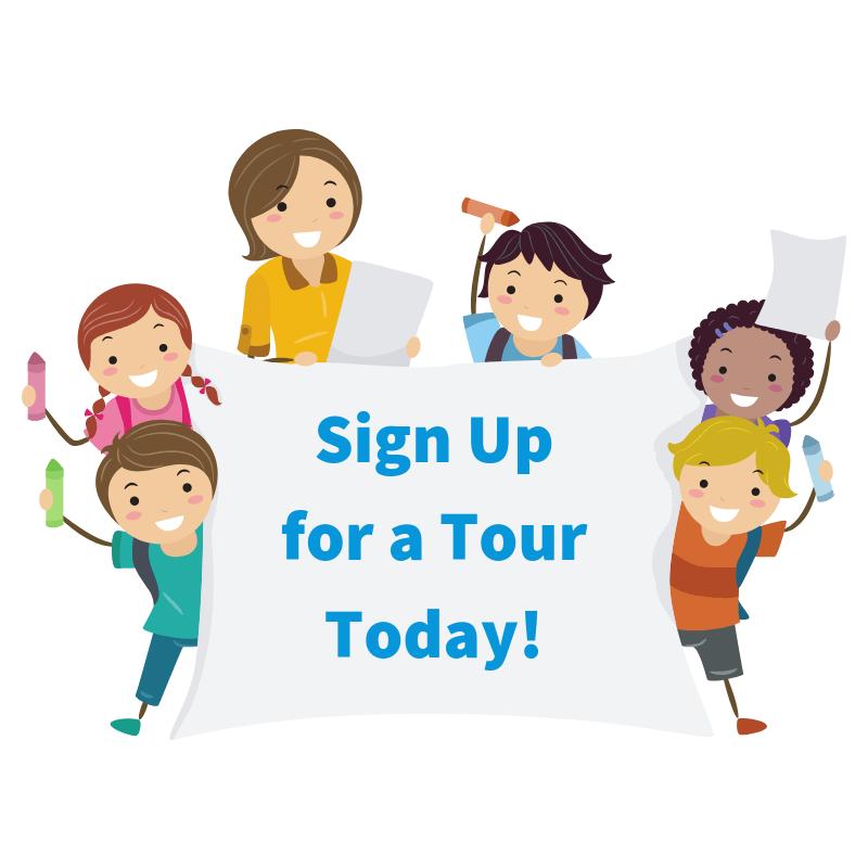 Sign Upfor a TourToday!